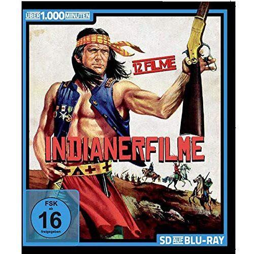 - Indianerfilme - Preis vom 24.02.2021 06:00:20 h