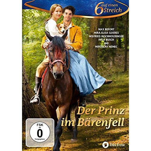 Bodo Fürneisen - Der Prinz im Bärenfell - Preis vom 06.09.2020 04:54:28 h