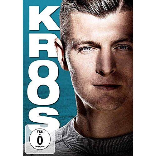 Toni Kroos - KROOS [DVD] - Preis vom 23.02.2021 06:05:19 h