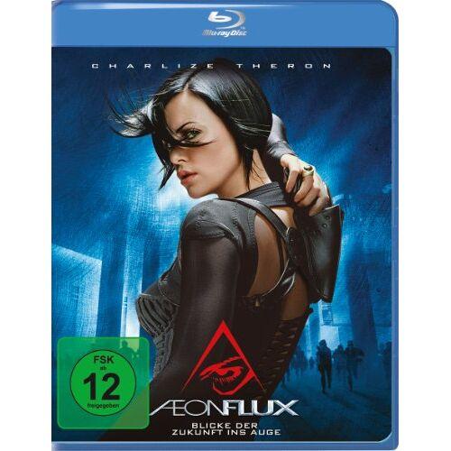 Karyn Kusama - Aeon Flux [Blu-ray] - Preis vom 25.07.2020 04:54:25 h