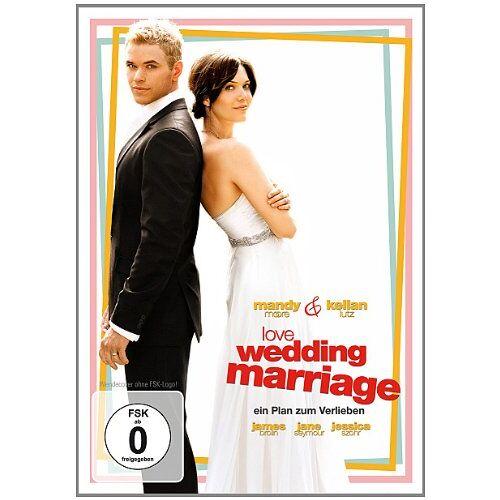 Dermot Mulroney - Love, Wedding, Marriage - Ein Plan zum Verlieben - Preis vom 02.08.2019 05:57:43 h