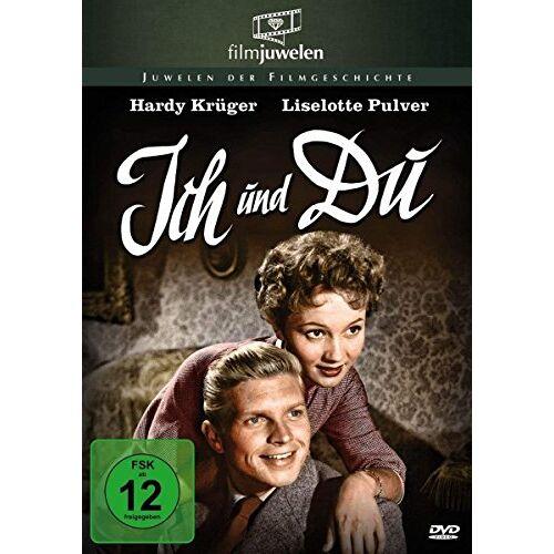 Hardy Krüger - Ich und Du (Filmjuwelen) [DVD] - Preis vom 21.04.2021 04:48:01 h