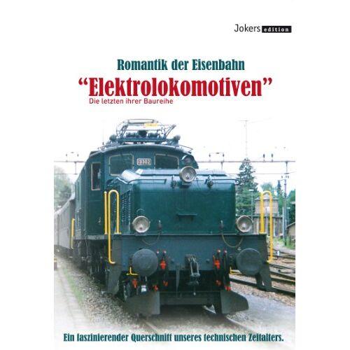 SJ Entertainment - Romantik der Eisenbahn - Elektrolokomotiven - Preis vom 24.02.2021 06:00:20 h