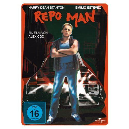 Alex Cox - Repo Man - Steelbook - Preis vom 31.03.2020 04:56:10 h