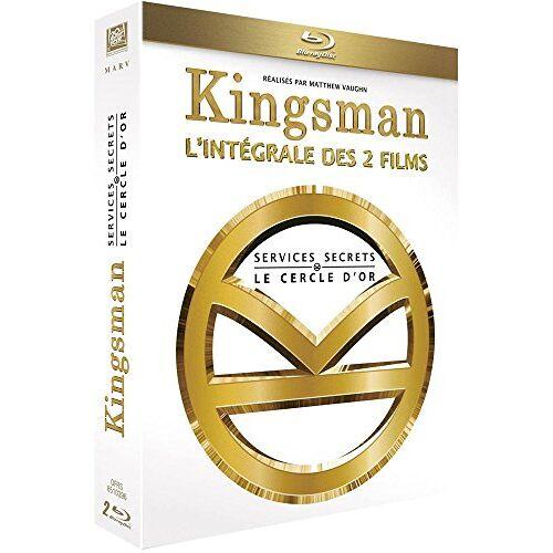 - Kingsman : Services Secrets + Kingsman : Le Cercle d'Or [Blu-ray] [Blu-ray + Digital HD] [Blu-ray + Digital HD] - Preis vom 11.05.2021 04:49:30 h