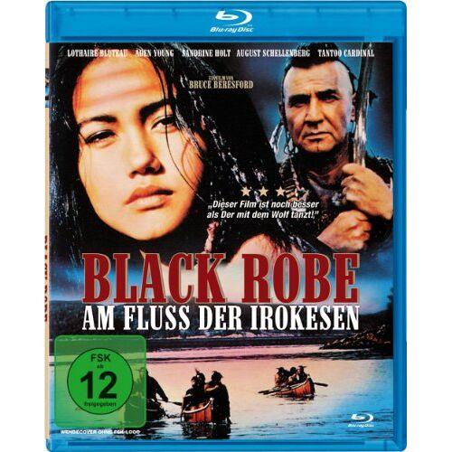 Bruce Beresford - Black Robe - Am Fluss der Irokesen [Blu-Ray] - Preis vom 15.04.2021 04:51:42 h