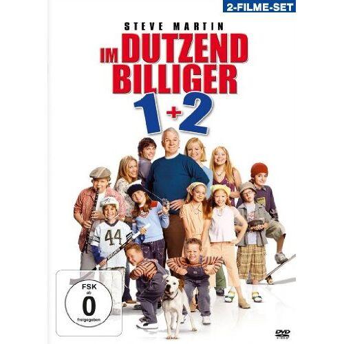 Steve Martin - Im Dutzend billiger 1+2 - Preis vom 31.03.2020 04:56:10 h