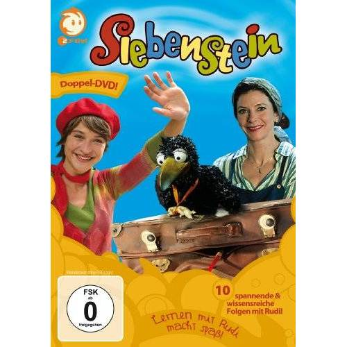 - Siebenstein - Lernen mit Rudi [2 DVDs] - Preis vom 06.05.2021 04:54:26 h