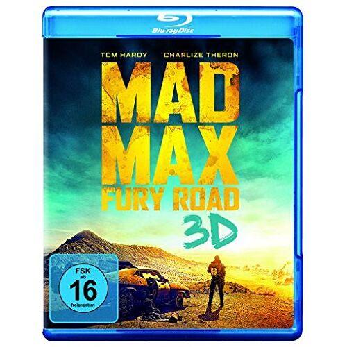 Charlize Theron - Mad Max: Fury Road [3D Blu-ray] - Preis vom 27.02.2021 06:04:24 h