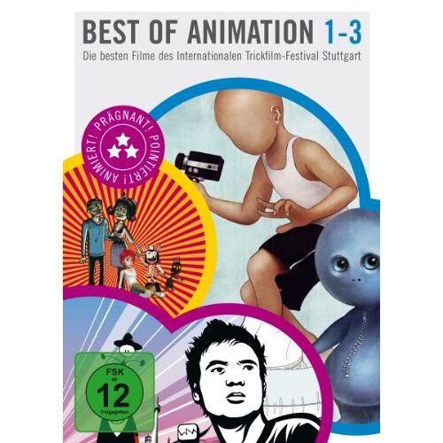 - Best of Animation 1-3 - Box [3 DVDs] - Preis vom 16.01.2020 05:56:39 h