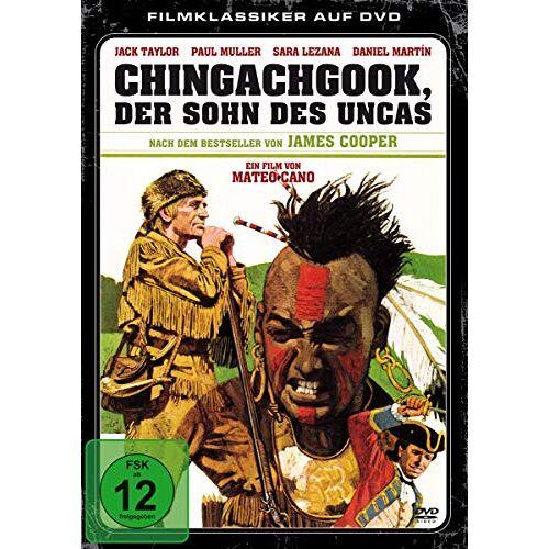 Mateo Cano - Chingachgook, der Sohn des Uncas - Preis vom 09.05.2021 04:52:39 h