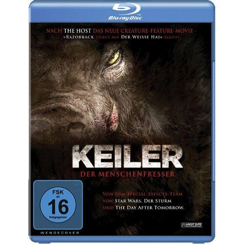 Shin Jung-won - Keiler - Der Menschenfresser (Blu-ray) - Preis vom 19.10.2020 04:51:53 h