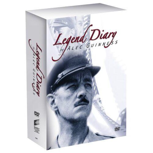 Sir Alec Guinness - Legend Diary by Alec Guinness (6 DVDs) - Preis vom 18.01.2020 06:00:44 h