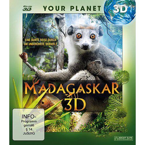 Timo Joh. Mayer - Madagaskar [3D Blu-ray] - Preis vom 14.04.2021 04:53:30 h