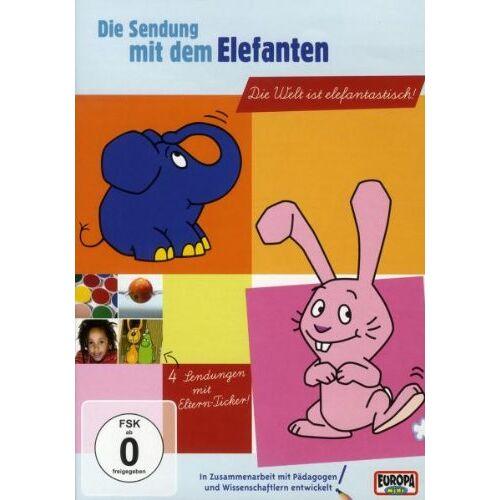 - Die Sendung mit dem Elefanten - Die Welt ist elefantisch! - Preis vom 08.03.2021 05:59:36 h