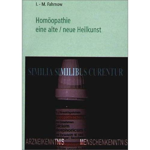 - Homöopathie - Eine alte/neue Heilkunst - Preis vom 15.04.2021 04:51:42 h