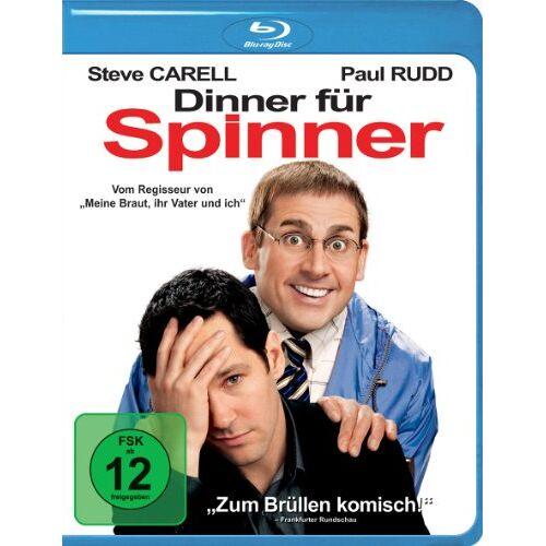 Jay Roach - Dinner für Spinner [Blu-ray] - Preis vom 25.02.2021 06:08:03 h