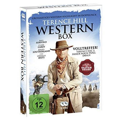 - Terence Hill Western-Box [2 DVDs] - Preis vom 20.10.2020 04:55:35 h
