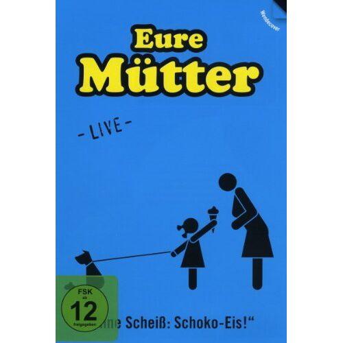 Eure Mütter - Ohne Scheiss: Schokoeis - Live - Preis vom 16.01.2021 06:04:45 h