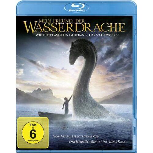 Jay Russell - Mein Freund, der Wasserdrache [Blu-ray] - Preis vom 19.10.2020 04:51:53 h