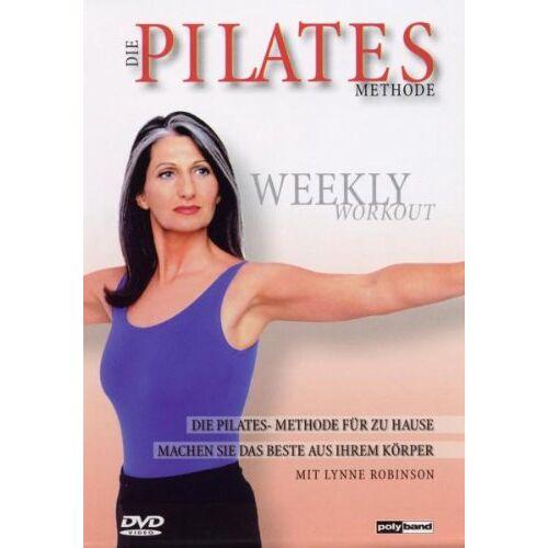 Lynne Robinson - Die Pilates Methode - Weekly Workout - Preis vom 08.07.2019 04:43:32 h