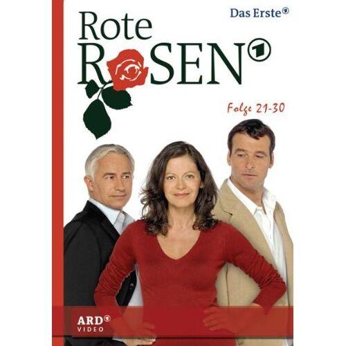 Gudrun Scheerer - Rote Rosen - Folgen 21-30 (3 DVDs) - Preis vom 11.05.2021 04:49:30 h