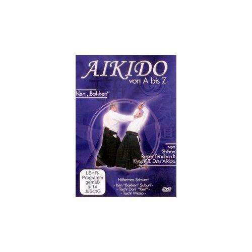 Reiner Brauhardt - Aikido von A bis Z Ken Bokken - Preis vom 18.10.2020 04:52:00 h