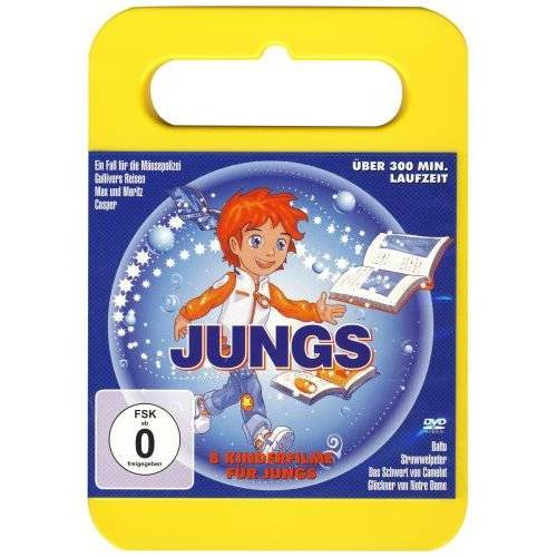 - Jungs - Kinderkoffer - Preis vom 20.02.2020 05:58:33 h