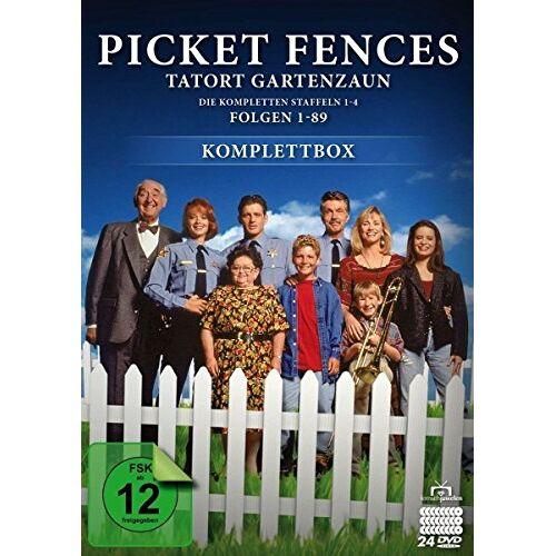 Michael Pressman - Picket Fences - Tatort Gartenzaun, Komplettbox [24 DVDs] - Preis vom 23.01.2020 06:02:57 h