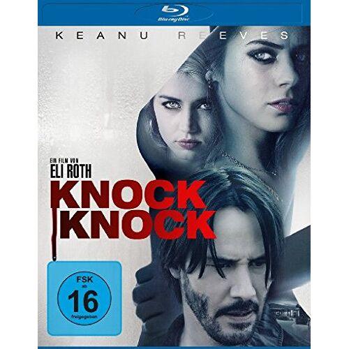 Eli Roth - Knock Knock [Blu-ray] - Preis vom 01.03.2021 06:00:22 h