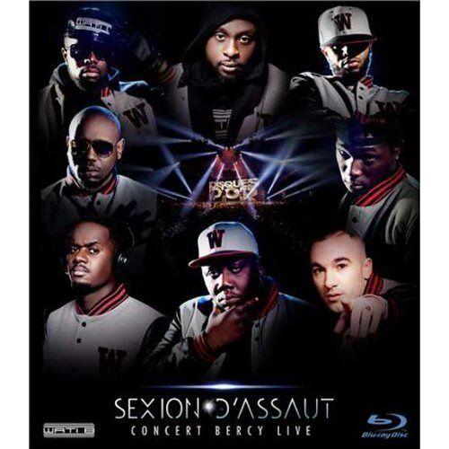 Sexion d'Assaut - L'Apogee a Bercy [Blu-ray] - Preis vom 10.04.2021 04:53:14 h
