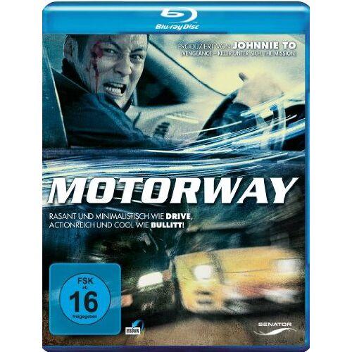 Pou-Soi Cheang - Motorway [Blu-ray] - Preis vom 15.05.2021 04:43:31 h