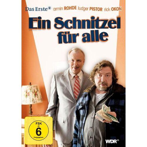 Armin Rohde - Ein Schnitzel für alle - Preis vom 27.02.2021 06:04:24 h