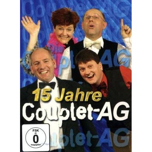 - Die Couplet-AG - 15 Jahre Couplet-AG - Preis vom 09.04.2021 04:50:04 h