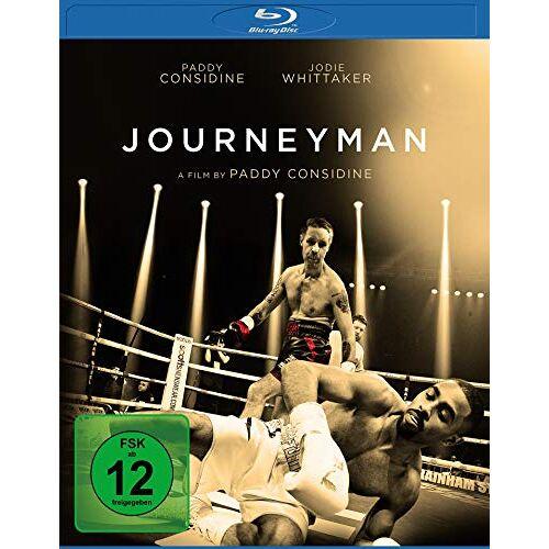 Paddy Considine - Journeyman [Blu-ray] - Preis vom 26.01.2021 06:11:22 h