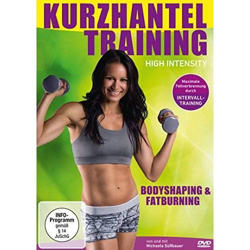 Daniel Stegen - Kurzhantel Training High Intensity - Preis vom 09.05.2021 04:52:39 h