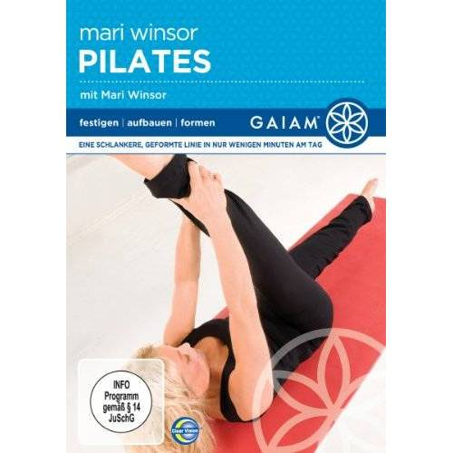 Mari Winsor - Gaiam - Mari Winsor Pilates - Preis vom 15.10.2019 05:09:39 h