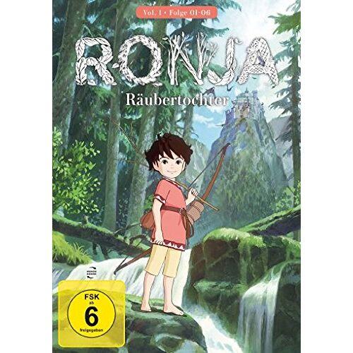 Goro Miyazaki - Ronja Räubertochter - Vol. 1 - Preis vom 20.10.2020 04:55:35 h