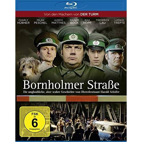 Christian Schwochow - Bornholmer Straße [Blu-ray] - Preis vom 06.05.2021 04:54:26 h