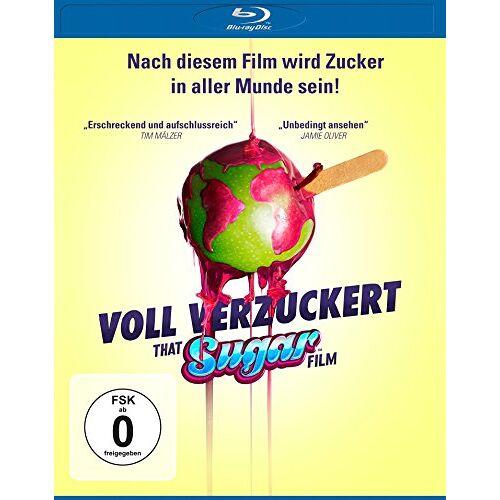 Damon Gameau - Voll verzuckert - That Sugar Film [Blu-ray] - Preis vom 06.09.2020 04:54:28 h