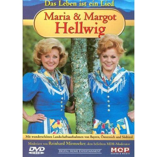 Margot Hellwig - Maria & Margot Hellwig - Das Leben ist ein Lied - Preis vom 20.10.2020 04:55:35 h