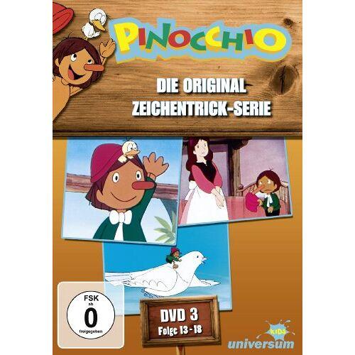 - Pinocchio - DVD 03 (Folgen 13-18) - Preis vom 12.05.2021 04:50:50 h