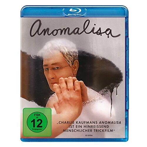 Charlie Kaufman - Anomalisa [Blu-ray] - Preis vom 05.09.2020 04:49:05 h