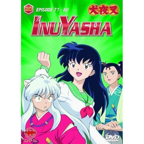 - InuYasha Vol. 20 - Episode 77-80 - Preis vom 25.02.2021 06:08:03 h