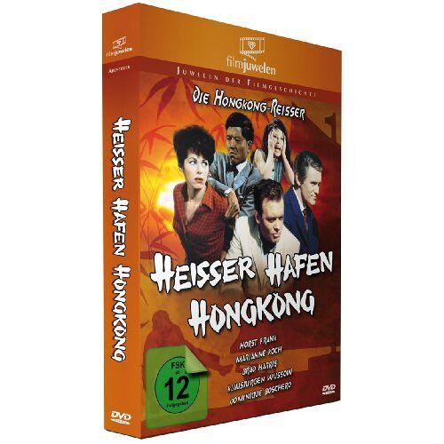 Jürgen Roland - Heißer Hafen Hongkong - Die Hongkong-Reißer/Filmjuwelen - Preis vom 23.02.2021 06:05:19 h