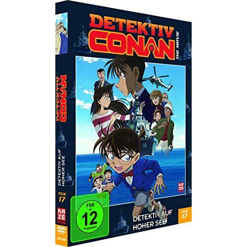Taiichiro Yamamoto - Detektiv Conan - 17. Film: Detektiv auf hoher See - Preis vom 12.05.2021 04:50:50 h