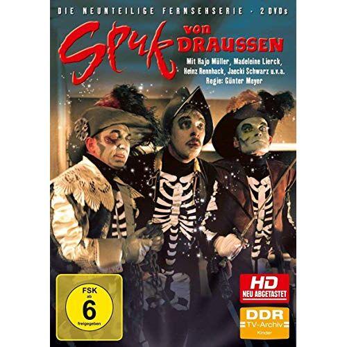 Günter Meyer - Spuk von draußen [2 DVDs] - Preis vom 19.01.2020 06:04:52 h