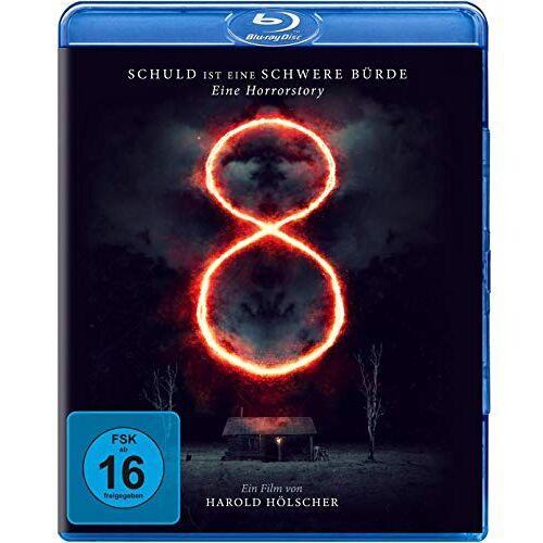 Harold Hölscher - 8 [Blu-ray] - Preis vom 05.09.2020 04:49:05 h