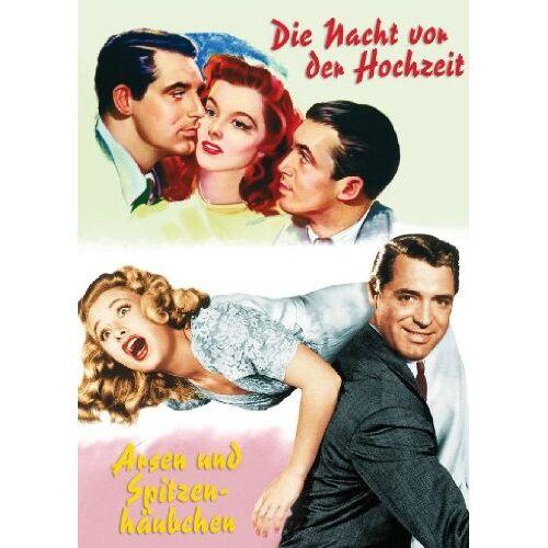 Cary Grant - Die Nacht vor der Hochzeit/Arsen und Spitzenhäubchen [2 DVDs] - Preis vom 28.03.2020 05:56:53 h