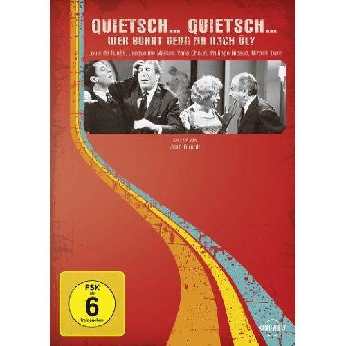 Jean Girault - Quietsch ... Quietsch ... Wer bohrt denn da nach Öl? - Preis vom 04.12.2019 05:54:03 h